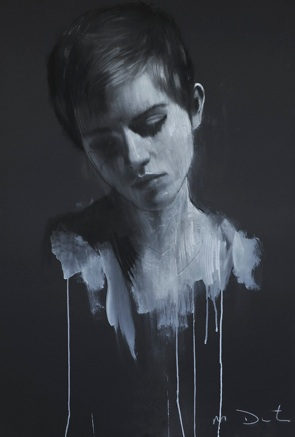 Emma Watson в работах Mark Demsteader.
