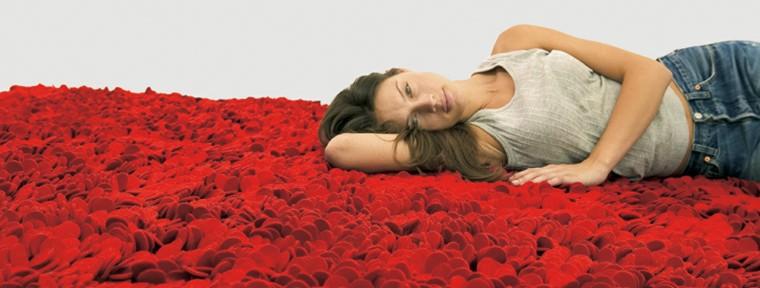 Романтичные ковры от Nanimarquina.