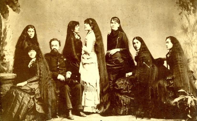 Потомки сказочной Рапунцель: сестры Сазерленд