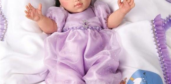 Принцессы Диснея в колыбели