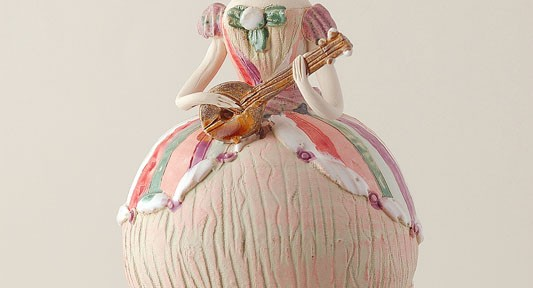 Звонкая керамика Эли Ялонецкой