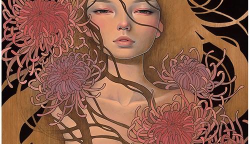 Поэтичная грусть в работах Одри Кавасаки