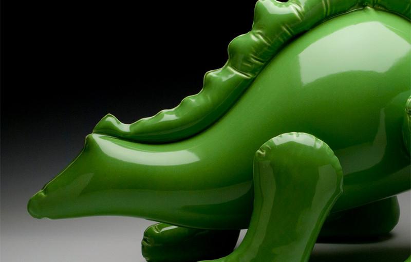 Сплошное надувательство! Необычная керамика от Бретта Керна