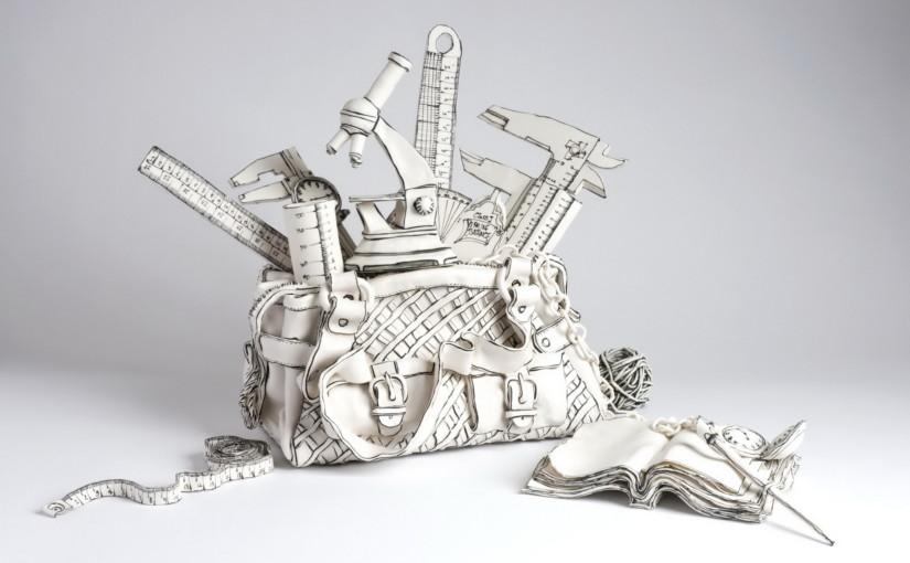 Необычные скульптуры Катарины Морлинг