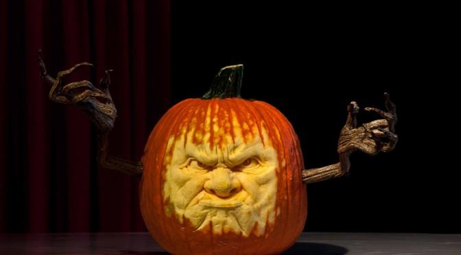 Halloween is coming. Обзор светильников, посвященных самому жуткому празднику