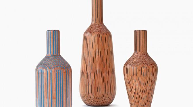 Необычные вазы от студии Markunpoika