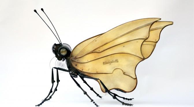 Механические букашки Эдуарда Мартине