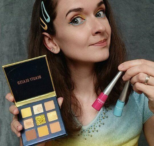 Обзор нереально бюджетной косметики с Aliexpress + макияж