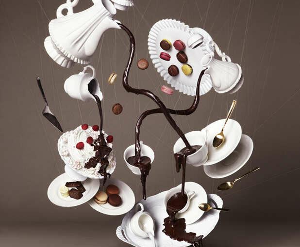 Безумное чаепитие от дизайнеров NAM