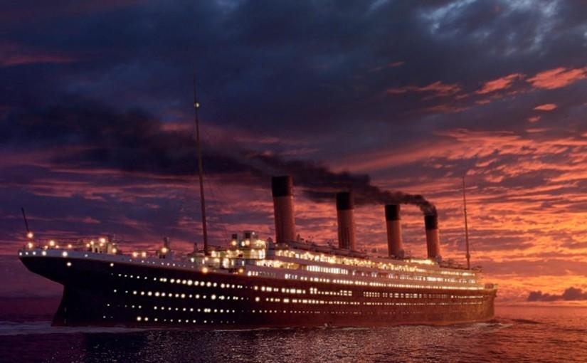 35 фактов о Титанике