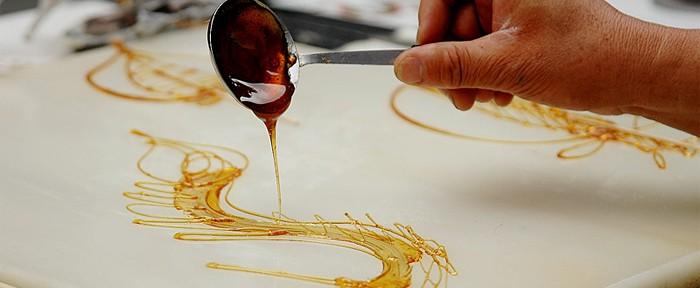Искусство, которое можно съесть. Танхуа