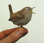 Хватай, а то улетит! Бумажные птички Йохана Шерфта